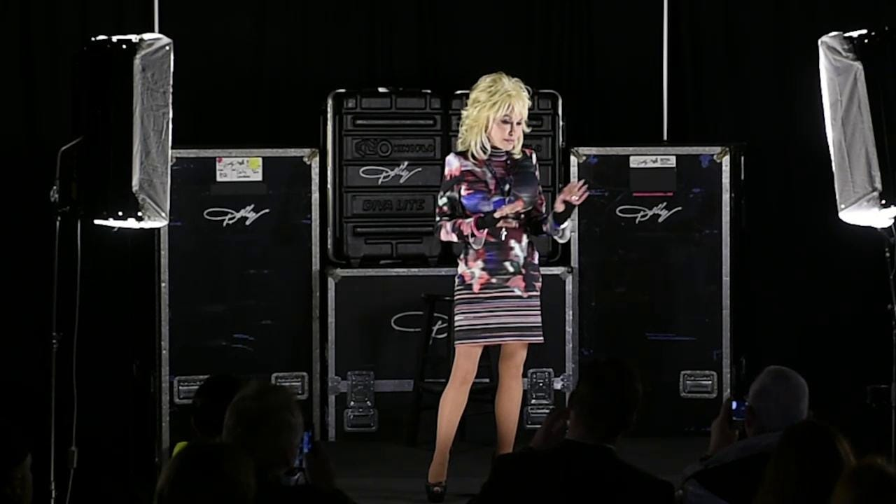 Dolly Parton Announces Tour