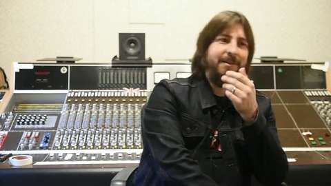 Dave Cobb taking over Studio A