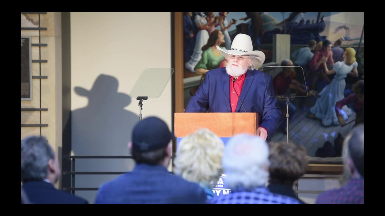 Charlie Daniels to join Country Music Hall of Fame