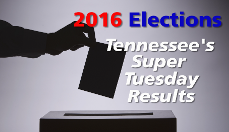 Super Tuesday: 5 Takeaways for Tennessee