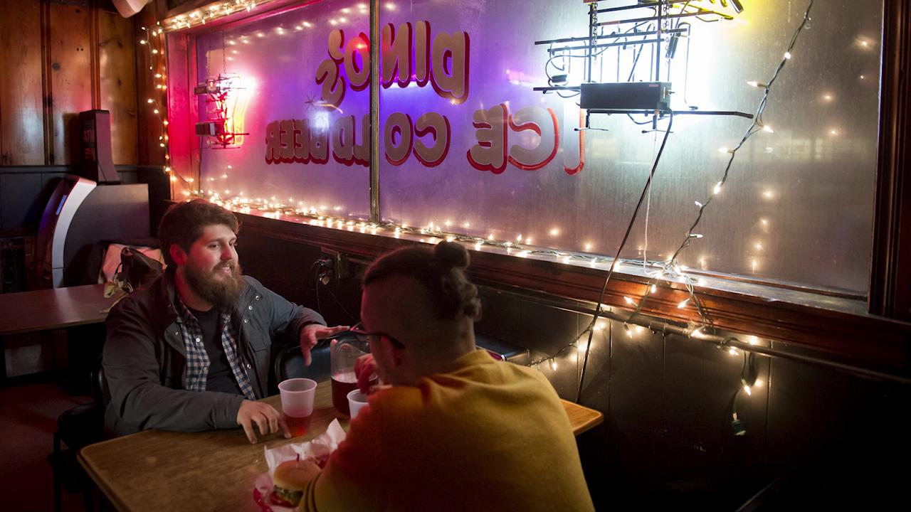 East Nashville's Dino's is a second home to regulars