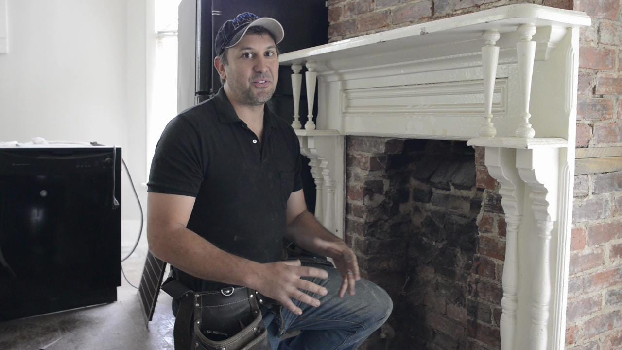 House flipper Troy Dean Shafer talks homes