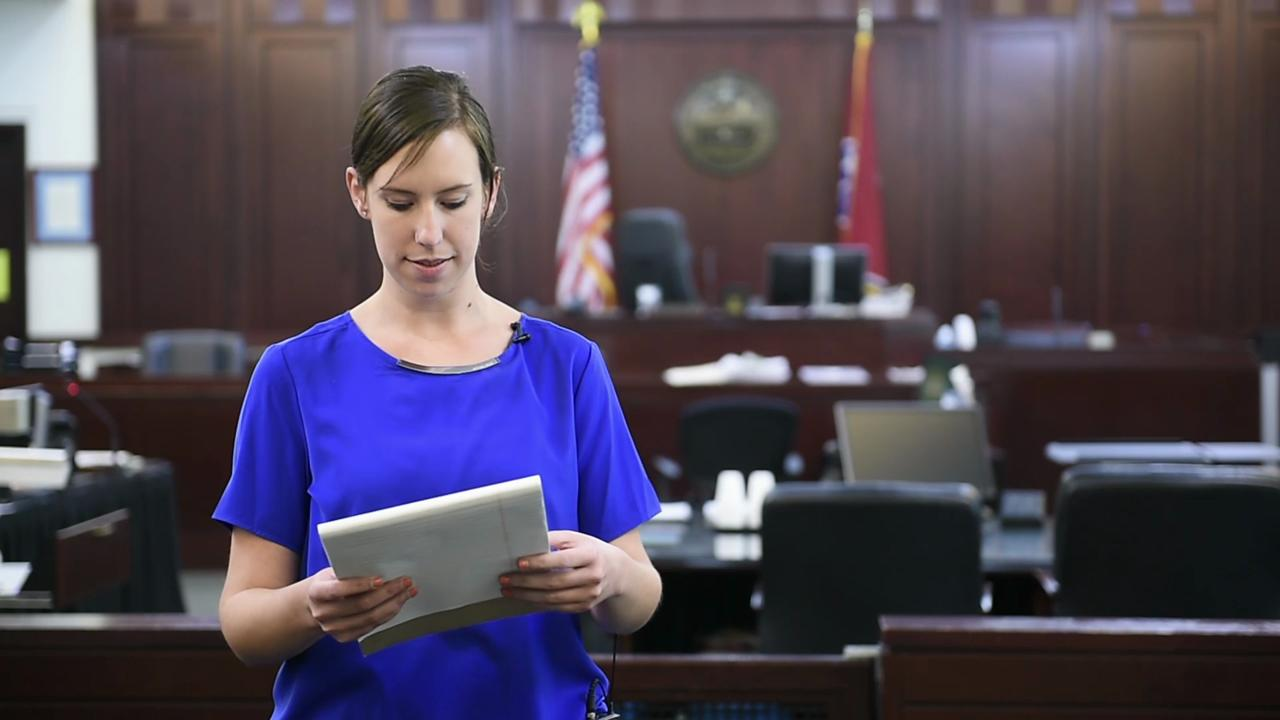 Stacey Barchenger wraps up day 4 in the Cory Batey retrial