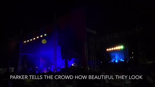 "Tame Impala says Bonnaroo crowd ""smells beautiful"""