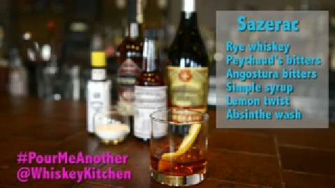 Nashville's Whiskey Kitchen puts a twist on Sazerac