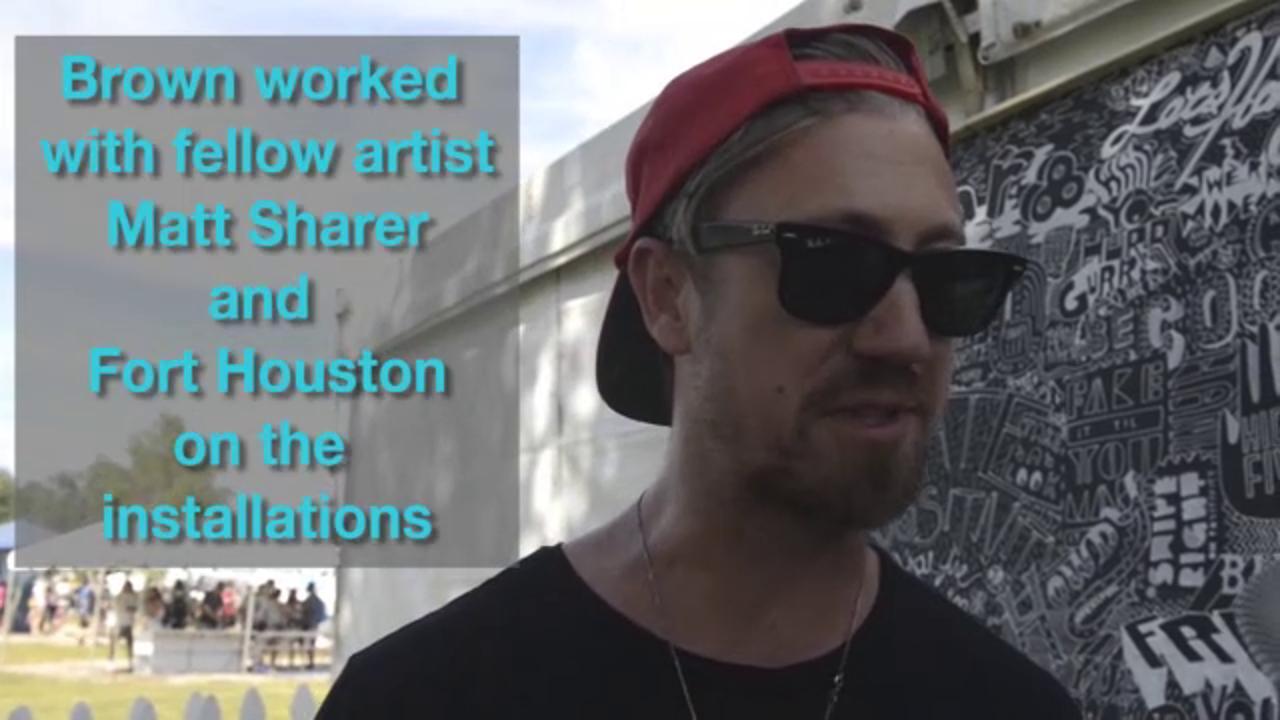 Bonnaroo showcases Nashville artists' work
