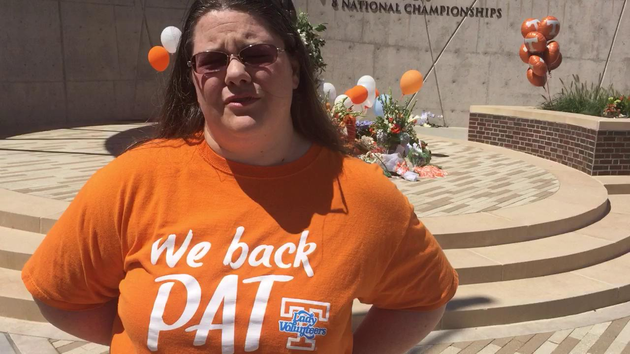 Pat Summitt supporter reflects on Alzheimer's reseach and foundation