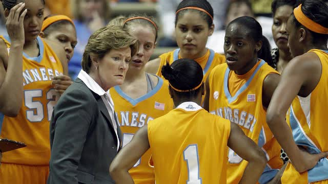 Pat Summitt's impressive career at Tennessee