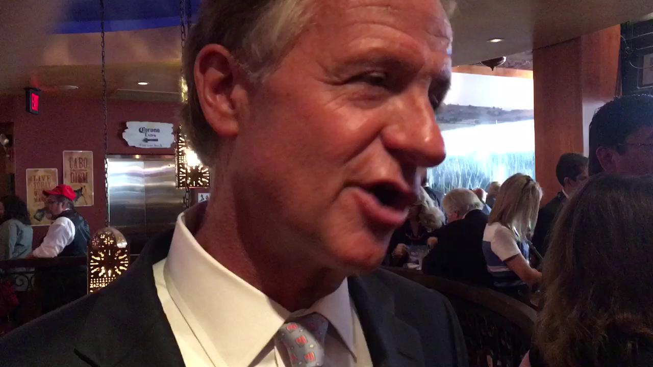 Gov. Haslam on Mike Pence, a 'solid' conservative
