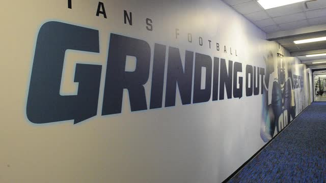 New Titans locker room brings excitement to players, coaches