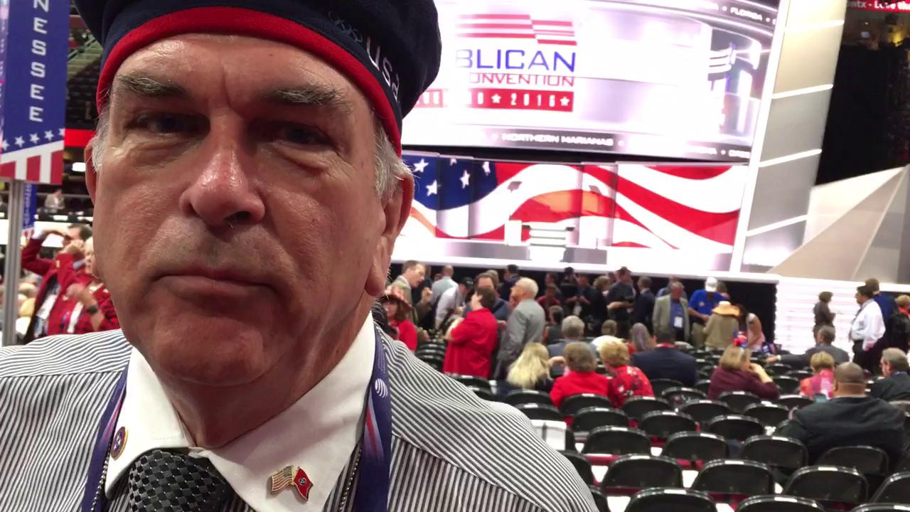 Tennessee delegate on what he expects from Trump's speech
