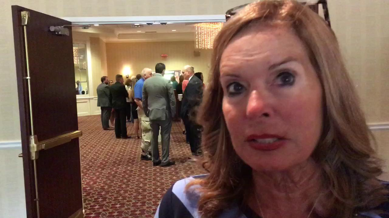 Long-time delegate Susan Richardson Williams on the Republican delegation