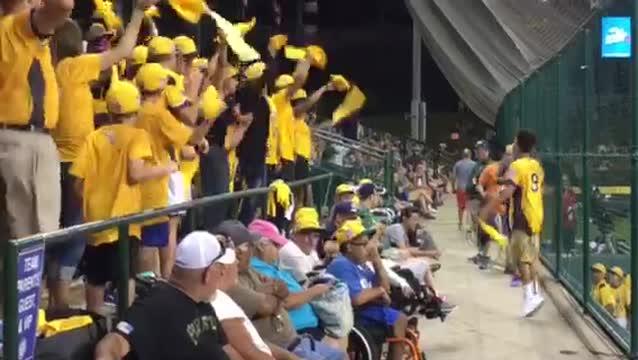Fans cheer Goodlettsville against Chula Vista