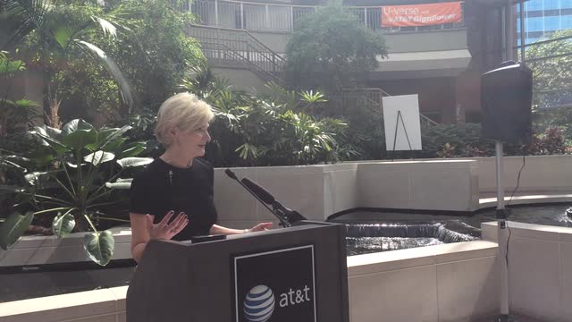 AT&T's Joelle Phillips on One Touch Make Ready