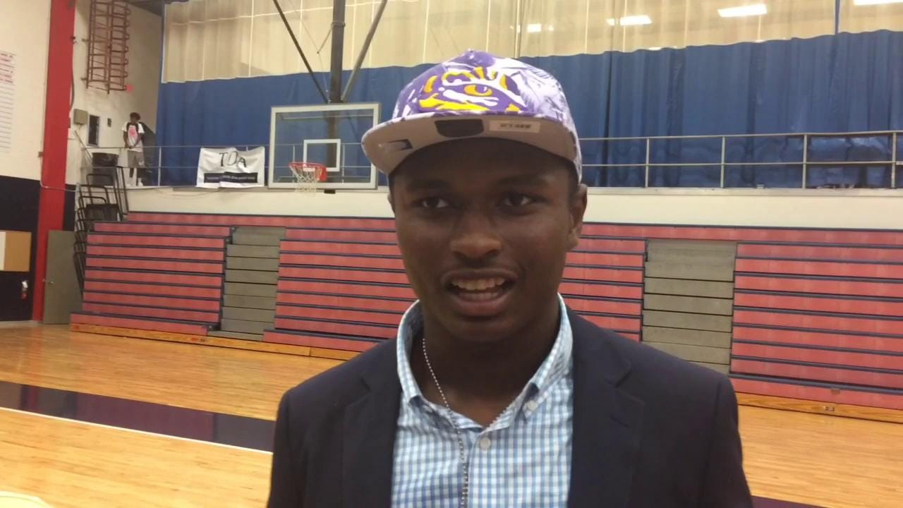 Oakland's JaCoby Stevens commits to LSU