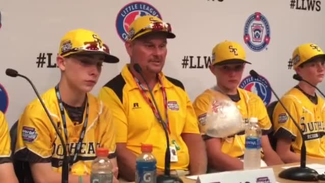 When Goodlettsville takes the field next it will be going up against this year's clear fan favorite at the Little League World Series.