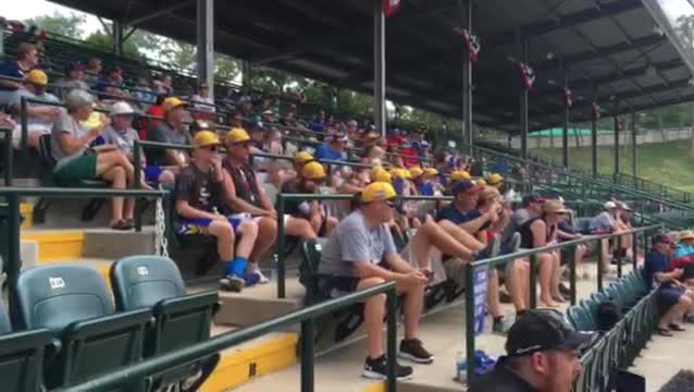 Goodlettsville players support Bowling Green Eastern