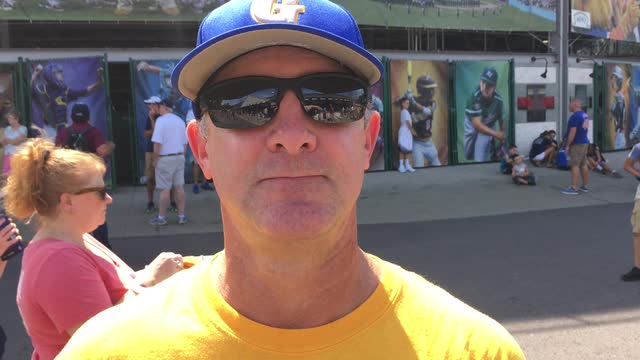 Dad drove all day to bring family to Little League World Series