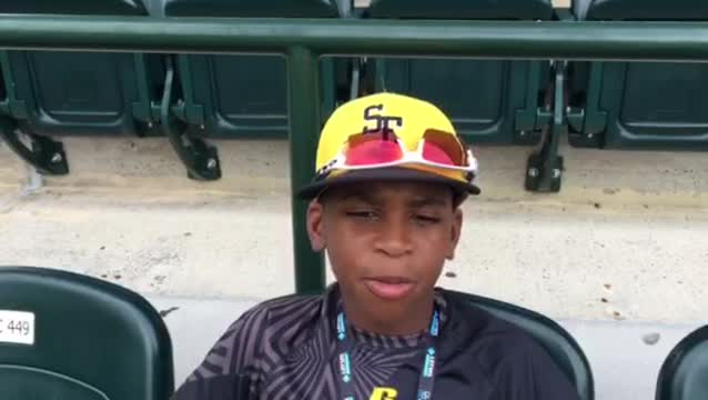 R.J. Moore talks Little League World Series