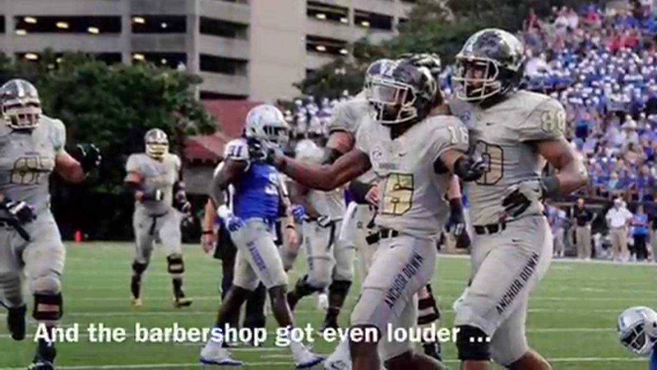 New Orleans barbershop celebrates Vandy WR's touchdown