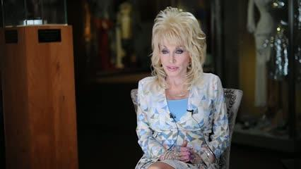 Dolly Parton: On the ride of her life