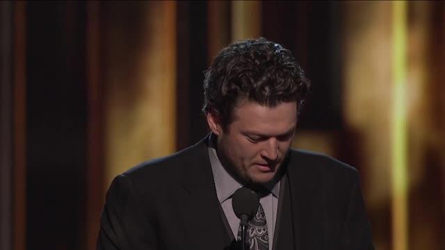 CMA Awards 50/50:  Men of Honor with Blake Shelton, George Strait