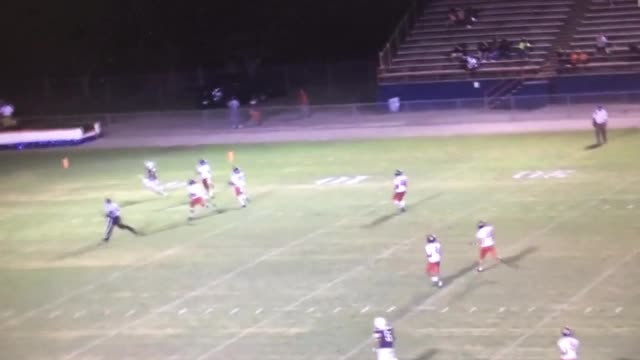 Top high school football plays from Week 6