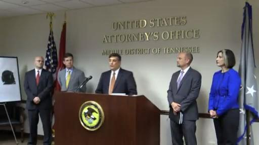 Complete Ft. Cambell press conference