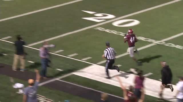 Week 8: High school football top plays from Week 8