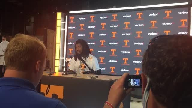 Jalen Reeves-Maybin on his journey at Tennessee