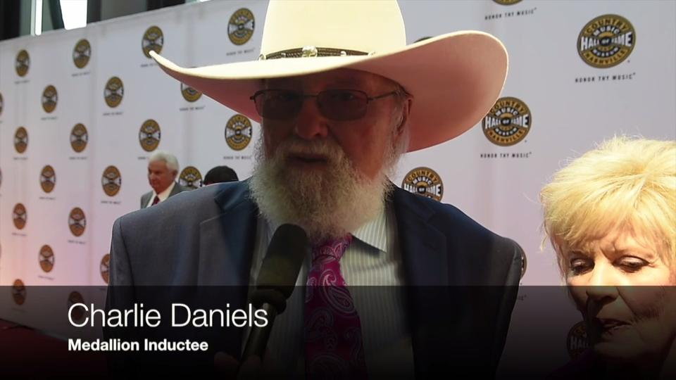 Country Music Hall of Fame Medallion Ceremony