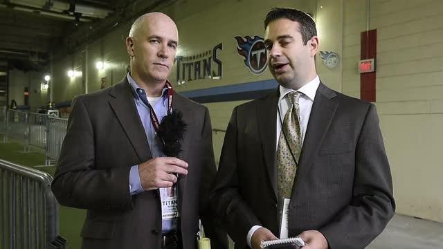 Recap: Titans v Browns