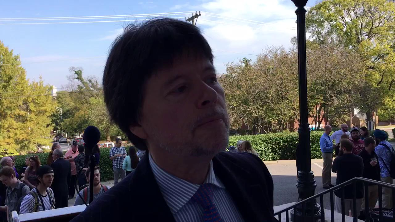 Filmmaker Ken Burns talks Dolly Parton