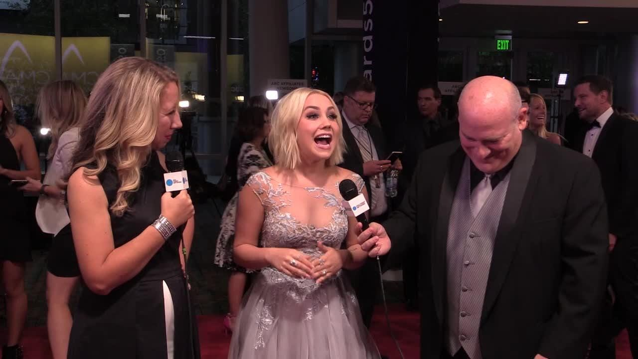 RaeLynn's reaction to watching old clips from 'The Voice' is priceless!