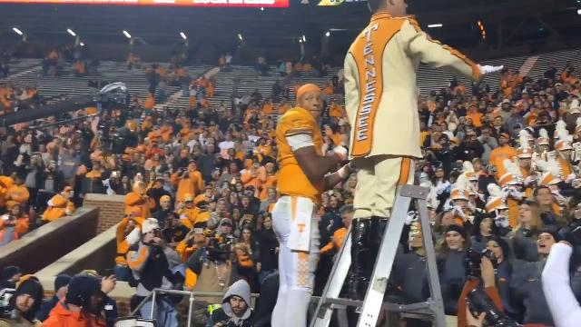Josh Dobbs leads the the Pride of the Southland for the final time on