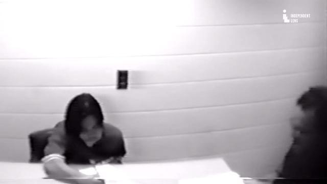 Sentencing Children: The Interrogation Process