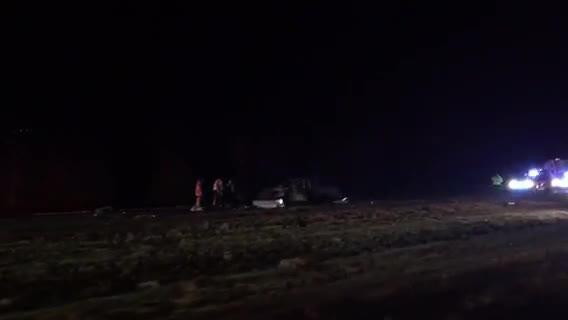 Fatal crash closes I-40 east in Wilson County