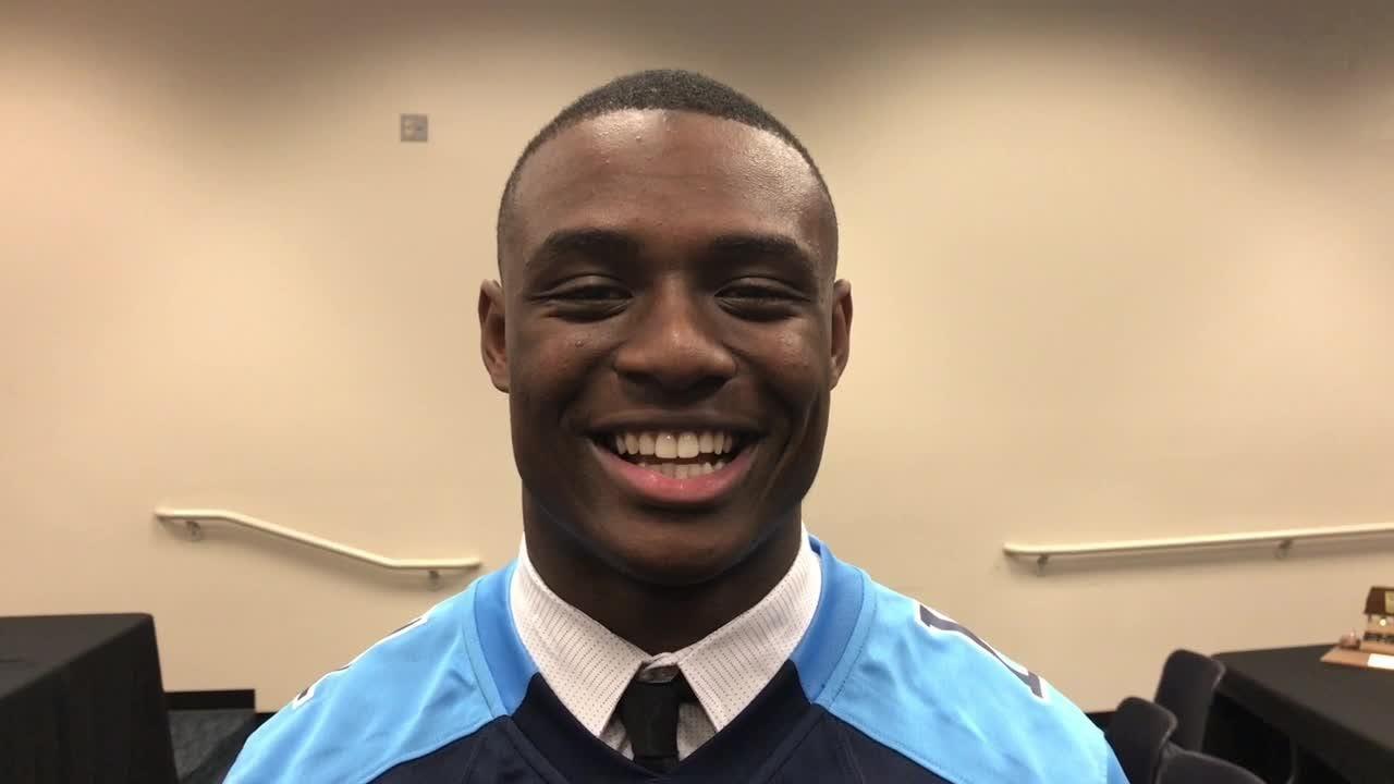 Video: East Nashville's Jacob Phillips named Class 3A Mr. Football
