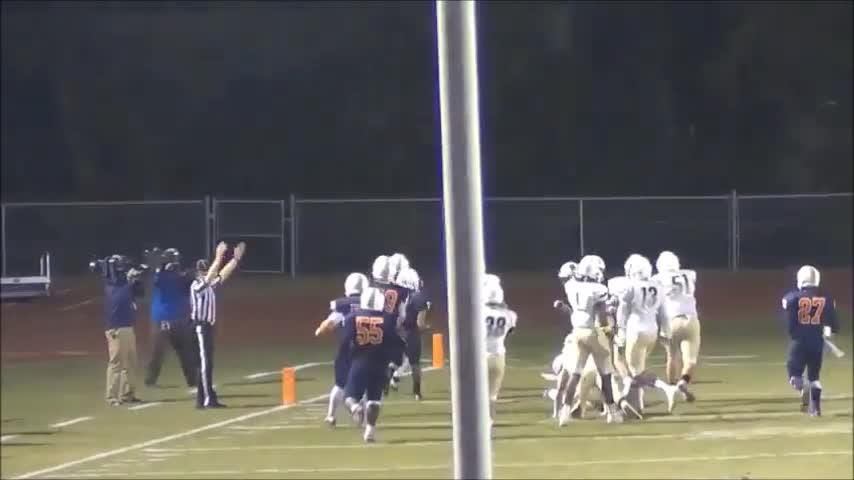 Video: The Tennessean's top football plays of second round of playoffs