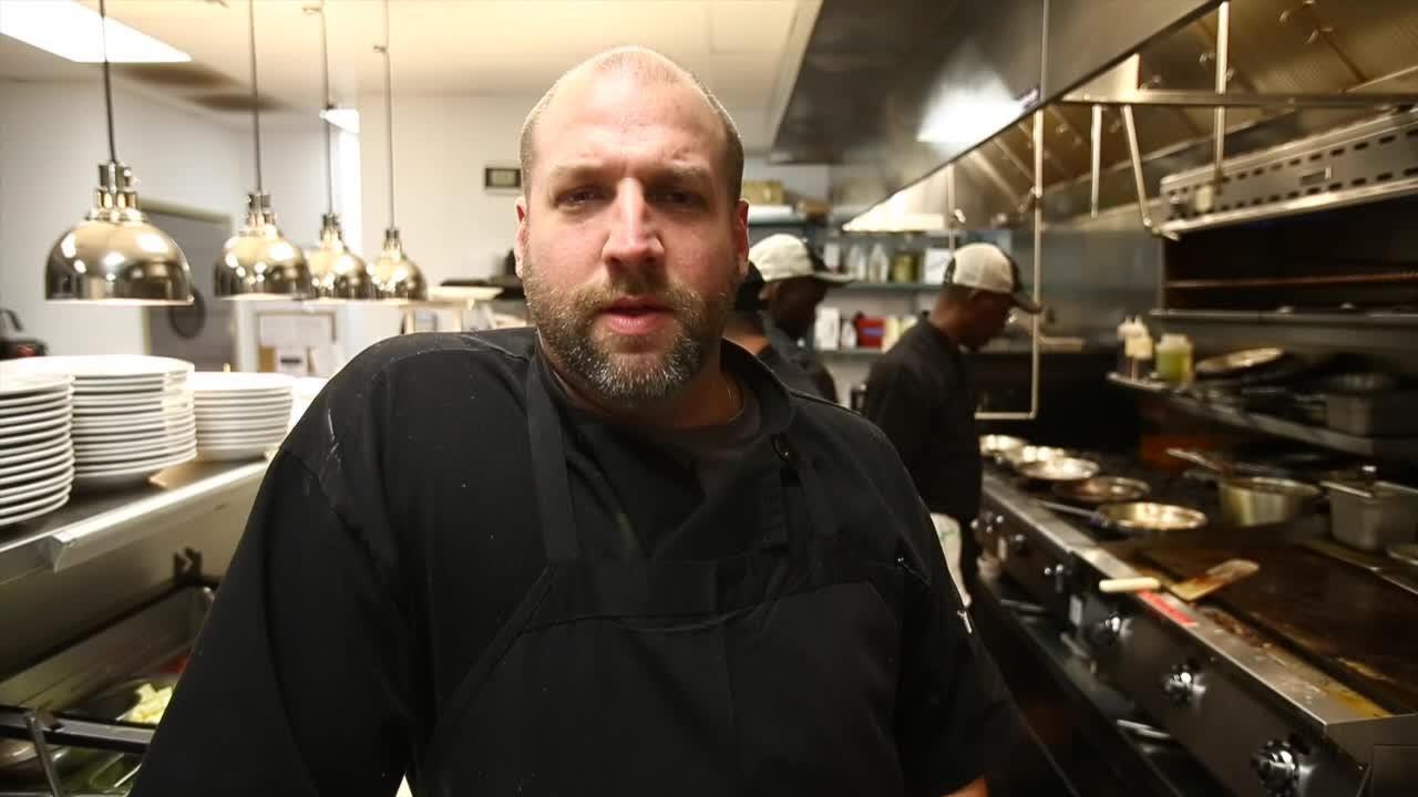 Char Chef - Steven Howell