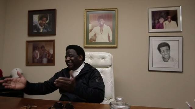 Al Green on finding his way