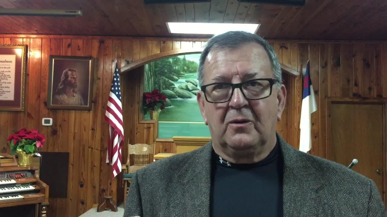 How one pastor is responding to the Gatlinburg wildfires