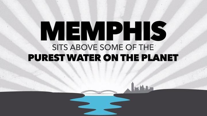 The Memphis Sand aquifer: A buried treasure