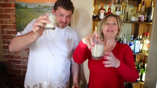 Want to know the secret to Kelly English's milk punch?