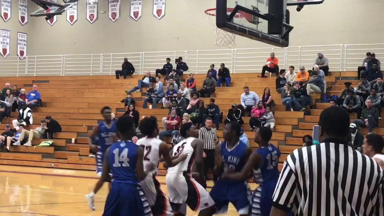 Video: Highlights from Blackman's win over MLK