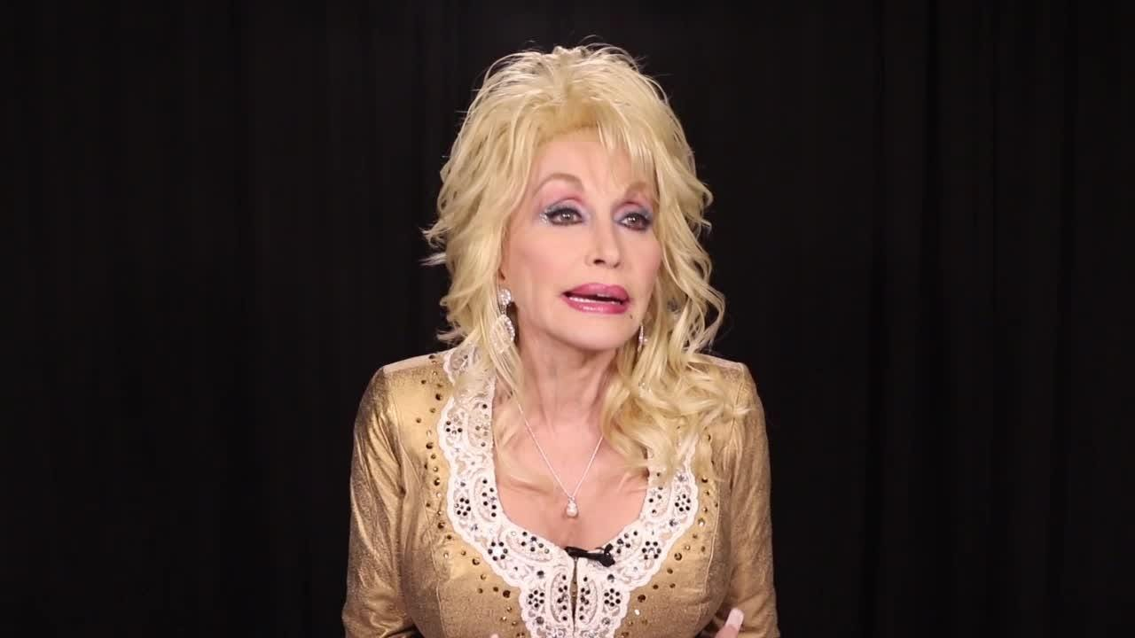 Dolly Parton Q&A:Talk about the personal sense of responsibility