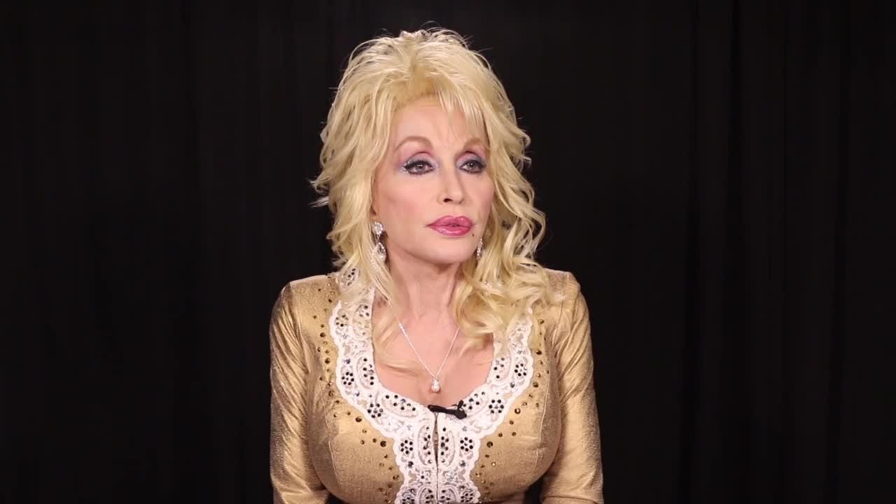 Dolly Parton Q&A: What message does this send to other people who want to get involved