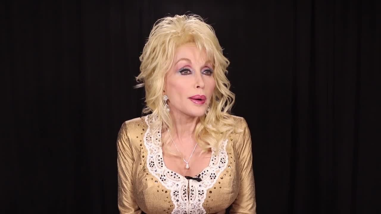 Dolly Parton Q&A: Why is it 'personal' for you.