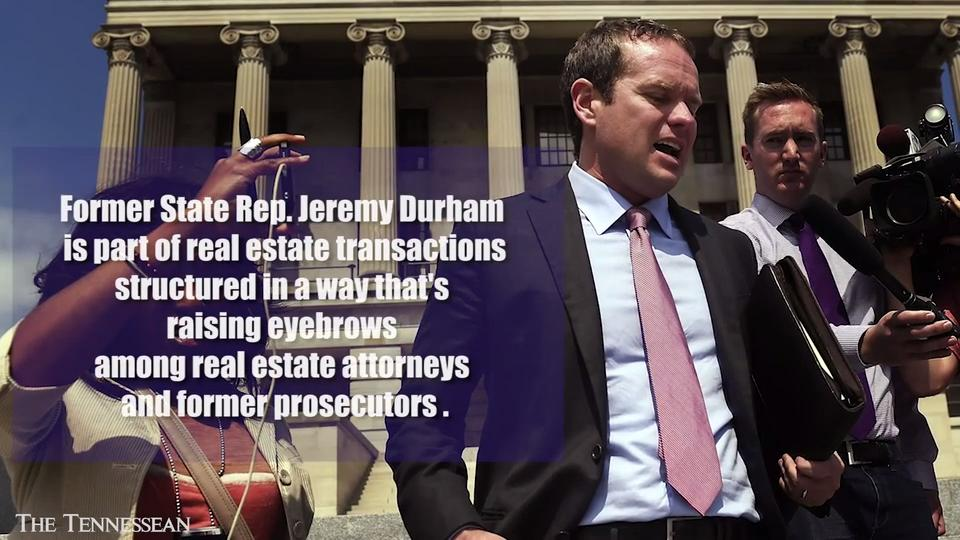 Real estate transactions involving Jeremy Durham have attorneys puzzled