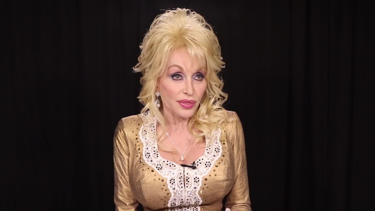 Dolly Parton Q&A: Explain why you are dropping everything to do this